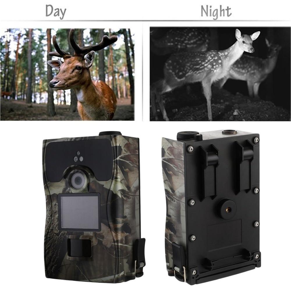 Digital Trail Camera Wildlife Camera 1080P Full HD Outdoor Surveillance Cameras  Infrared  Night Vision Waterproof