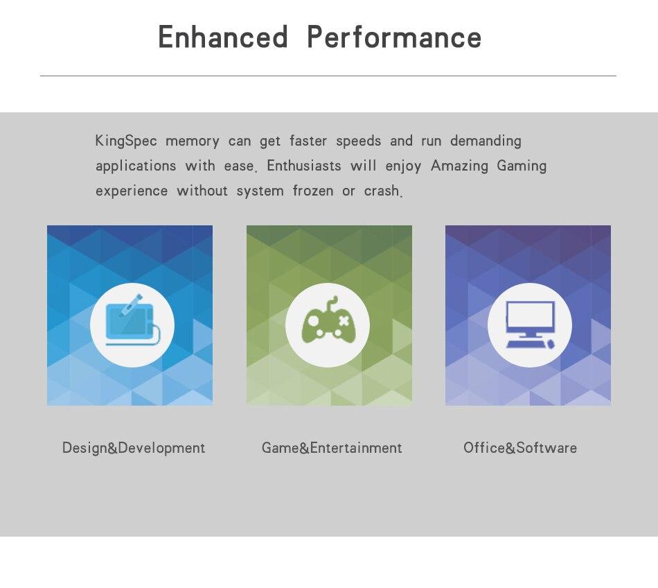 KingSpec DDR4 RAM Memory for Laptop Notebook