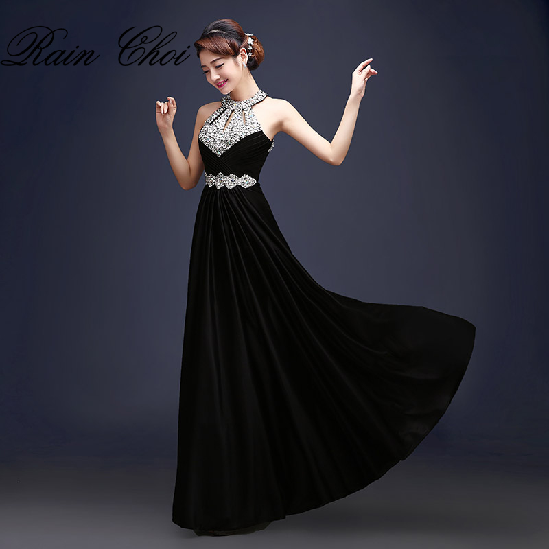 Evening Dress 2016 Free Shipping Floor-length Satin Sexy Formal Prom Party Gowns Elegant Long Evening Dresses