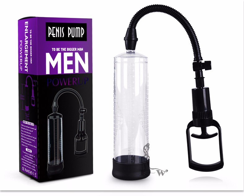 Penis Pump CANWIN Penis Enlargement Vacuum Pump Penis Extender Man Sex Toys Penis Enlarger Adult Sexy Product for Men [22 14