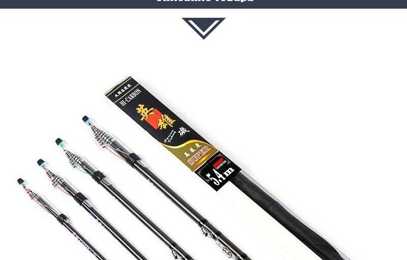 Cheap fishing pole