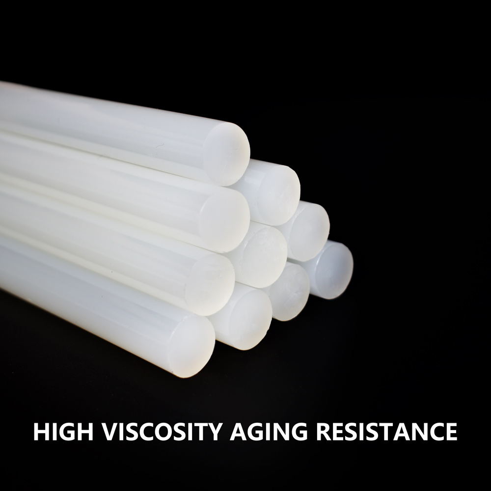 15X300mm high viscosity hot melt glue stick 15mm glue stick translucent industrial glue stick in Hot Melt Glue Sticks from Tools
