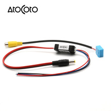Car RCA Rear View Camera Delay Timer Relay Filter for VW RCD330G Plus Passat Tiguan Golf Touran Jetta PQ MIB Conversion Cable