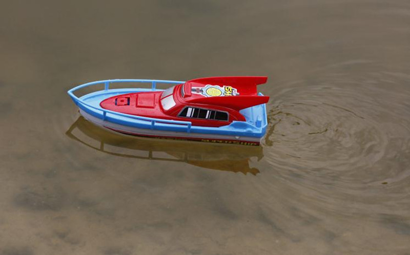 Children of non electric boats remote control ship model motorboat ...