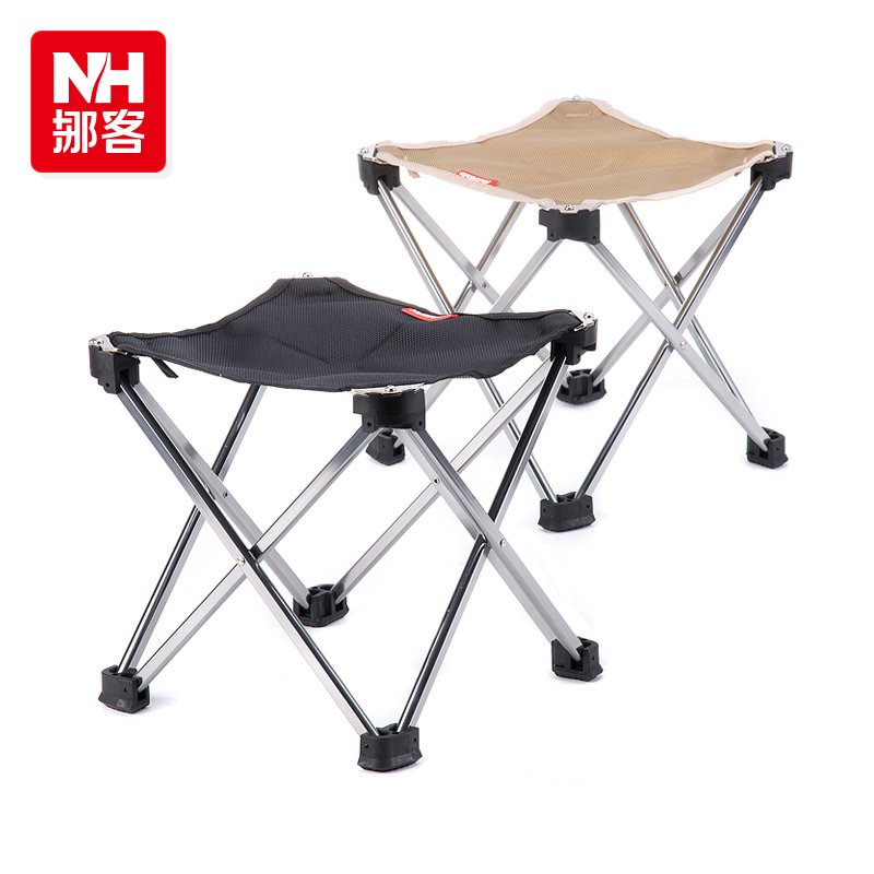NH outdoor super light leisure life drawing aluminum alloy fishing portable folding chair aluminum alloy portable folding chair