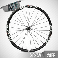 ELITE DT Swiss 350 Hub 29er Carbon Wheels MTB Cross Country / All Mountain 30mm Width 30mm Depth Tubeless Ready Rim Chinese