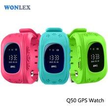 Wonlex /q50 OLED GPS SOS GPS
