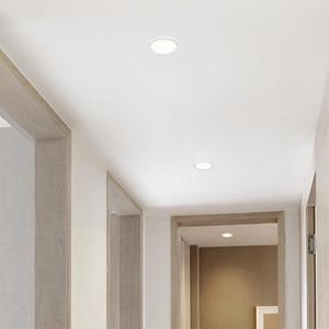 Image 4 - Original Xiaomi Smart Downlight Philips Zhirui Licht 220V 3000 5700 k Einstellbare Farbe Decke Lampe App Smart Remote control
