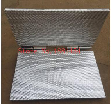 420*220mm Beeswax Foundation Sheet Mold Machine Beekeeping Tool Casting mould High quality NE