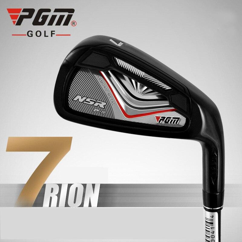 PGM Golf Club 7 fer Golf conduite tige TiG008 pour les Articles de Golf masculins