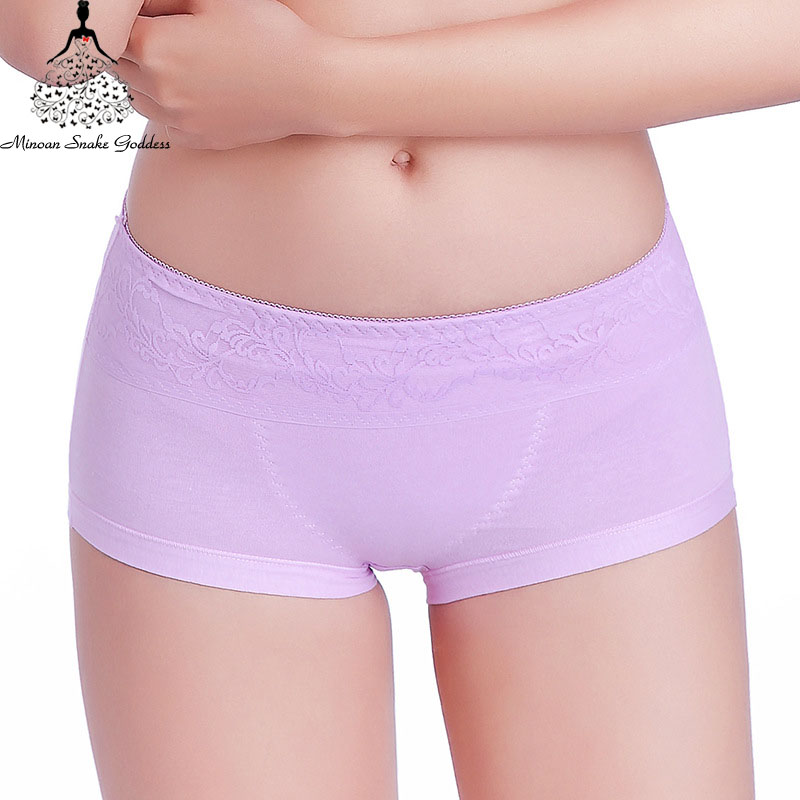 Plus Size Sexy Underwear Women Panties Seamless Cotton Comfort Female Underwear Women Panties High Waist Panties L XL XXL Size