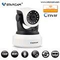 Vstarcam c7824wip onvif 2.0 720 p cámara ip inalámbrica wifi cctv ip cámara con APP Eye4 Pan Interior/Tilt IR CUT Cámara de Visión Nocturna