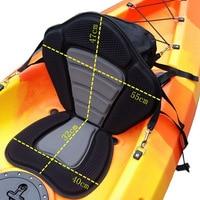Comfortable EVA Pad Soft Kayak Seat Cushion Padded for Kayaking Fishing Boat 19ing