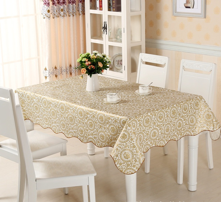 Police K9 No Better Friend Tablecloth Dining Room Kitchen Rectangular Table Cover Party Decoration Six Sizes