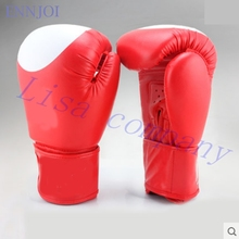 a pair of adult boxing free combat sandbag gloves professional protection Muay Thai training professional fighting