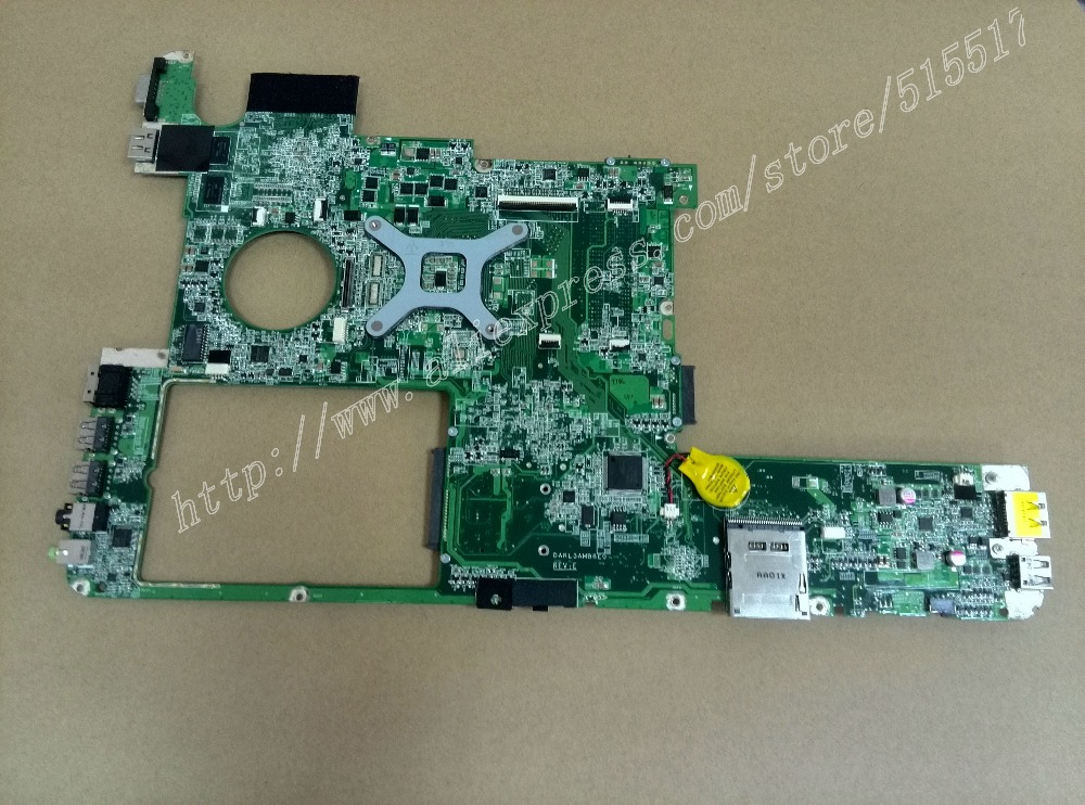 100% test DAKL3AMB8E0 mainboard for Lenovo Y560 Laptop motherboard (Support I3 I5 I7 1rd CPU)