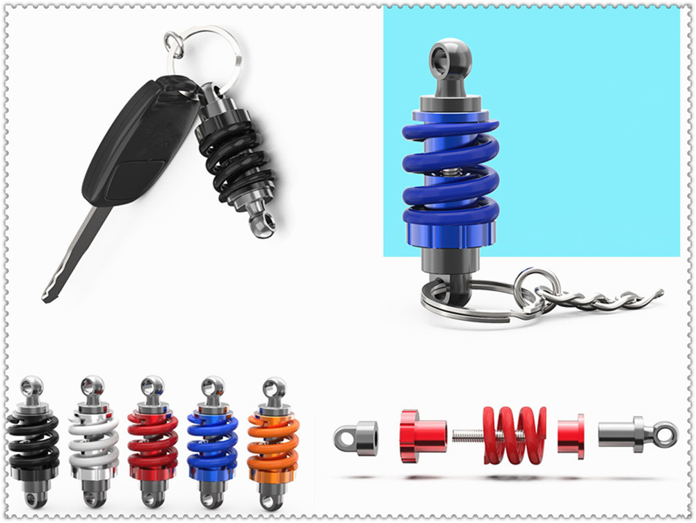 Sincere Motorcycle Shape Keychain Model Pendant Ornament Car Hook For Honda Fcx Brio 3r-c Skydeck P-nut Legend Big Clearance Sale Automobiles & Motorcycles Key Rings