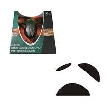 Một bộ cho Logitech G400 gaming mouse với bán lẻ trọn gói và Logitech G400 chân chuột