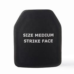 Kugelsichere Platte Ebene IV 4,0mm Brust Flapper Für AK47 kugelsichere Westen Körper rüstung 6,0mm M16 Drei arten von Dicke Platte