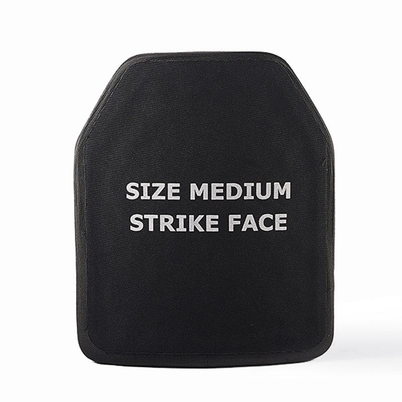 Plaque pare-balles niveau IV 4.0mm clapet de poitrine pour AK47 gilets pare-balles armure corporelle 6.0mm M16 trois types de plaque d'épaisseur