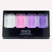 MEIS Brand Makeup Cosmetics Professional Makeup 4 Colors Eye Shadow Eyeshadow Palette Matte Eyeshadow Eye Shadow Palette MS0428
