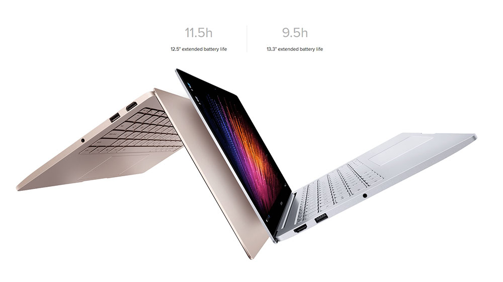 Mi Notebook Air 9