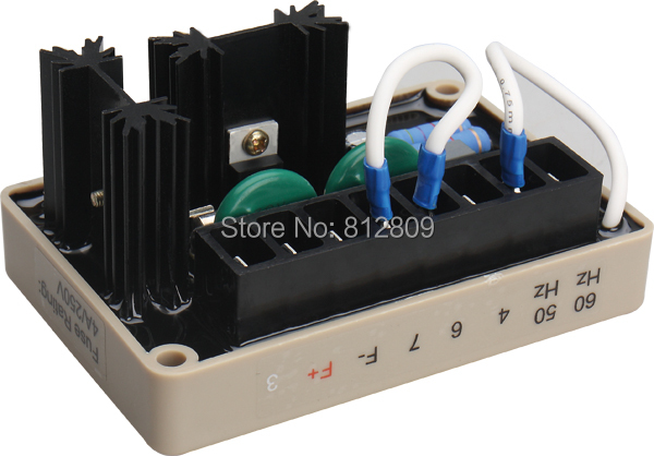 AVR SE350 Automatic Voltage Regulator Generator Voltage Regulator free shipping
