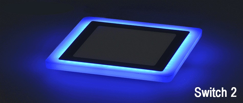 Double color led panel (12)