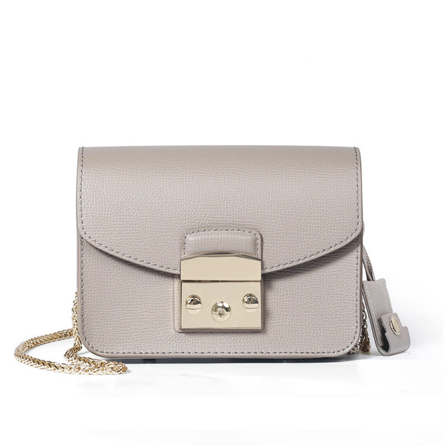512099cbfb129 Tasarımcı Hakiki Deri Mini Şeker omuz çantaları Moda Bayanlar Lüks Çanta  2019 Kadın askılı çanta Marka Zincir Crossbody