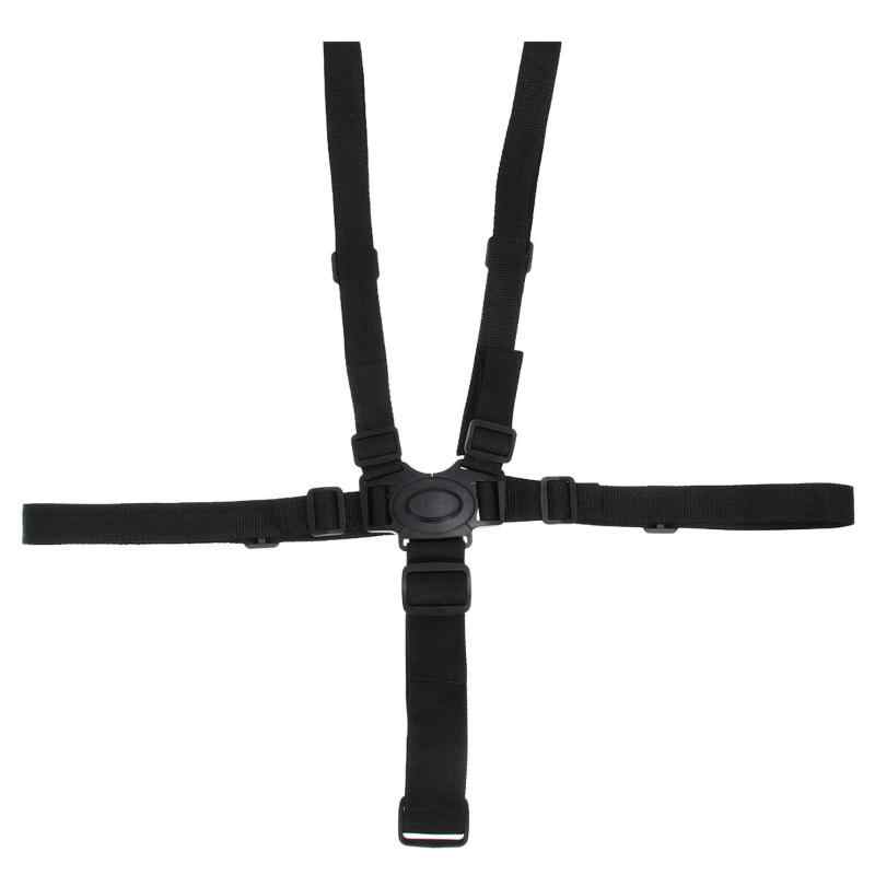 Baby Safty Universal Baby 5 Point Harness Safe Belt Safety Chair Seat Belts For Stroller High Chair Baby Stroller Belt Accessor