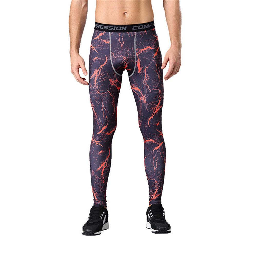 6df7ae4d27 Mens Sports Pants Compression Tights Men's Quick-drying Pants Outdoor  Running Training Basketball Pants Fitness Pants Leggings