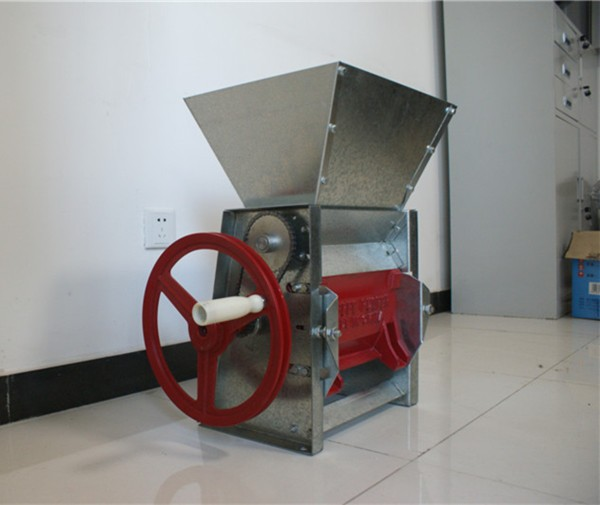 Green coffee bean peeling machine manual cocoa beans sheller pulper stainless steel cocoa seeds peeling machine for sale