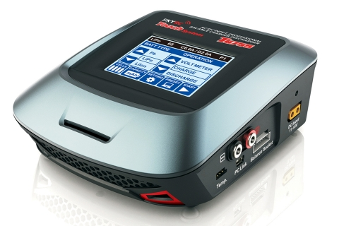 Skyrc T6755 AC DC fast Charge Balance Charger Built-in power supply with 3.2inch touch sensitive color LCD screen t690ac pro hm 90w built in power balance charger