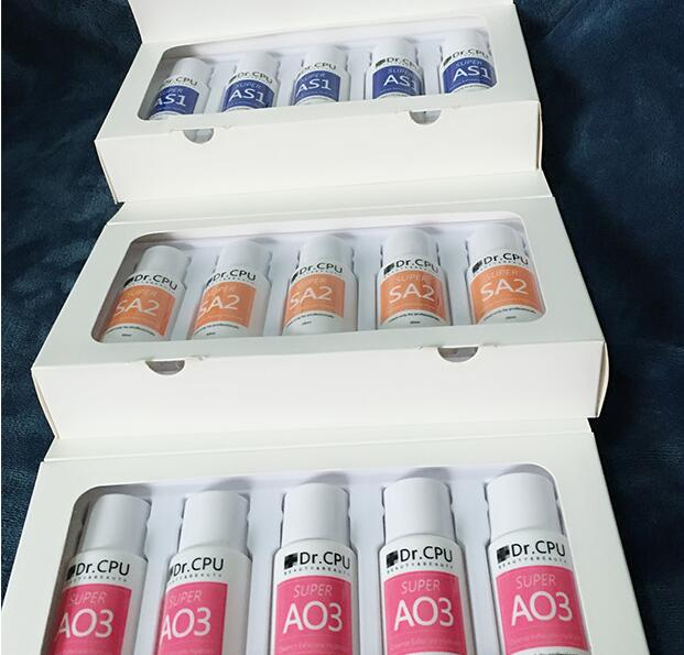 Aqua Peel Concentrated Solution 30ml Per/Aqua Clean Solution Bottle Aqua Facial Serum Hydra Facial Serum For Normal Skin CE