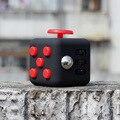 3.3 cm grande Original Fidget Cubo Dados antiestrés Alivia La Ansiedad de Alta Calidad con la caja Del Rompecabezas Cubo Mágico de Matar el tiempo gadget juguete
