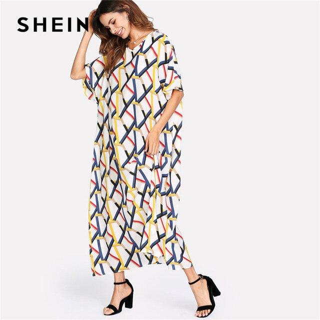 Print maxi dresses 2018