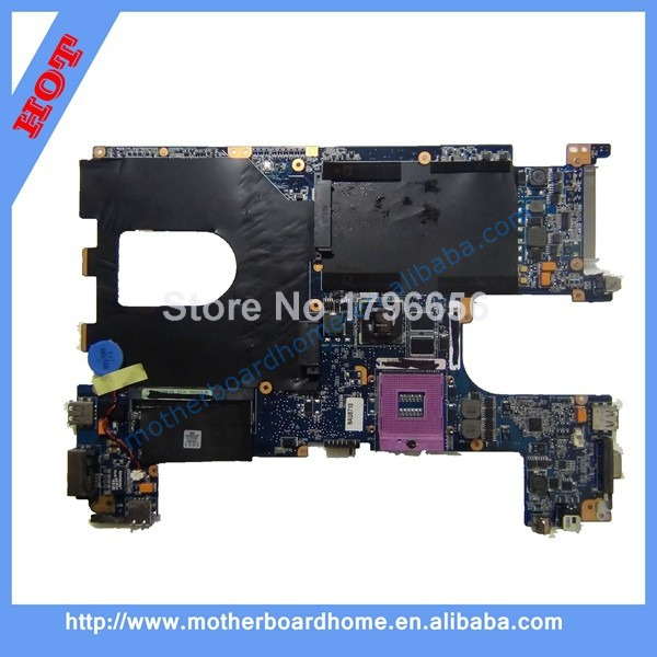 For Asus W7S Laptop motherboard , system board , mainboard free shipping laptop motherboard for asus g60vx series mainboard system board