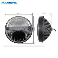 7inch LED headlight for Land head lamp projector headlamp for Jeep wrangler JK LJ TJ CJ 7inch for jeep wrangler light