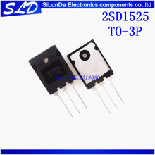Free Shipping 5pcs/lot  D1525 2SD1525 TO 3PL new and Original in stock