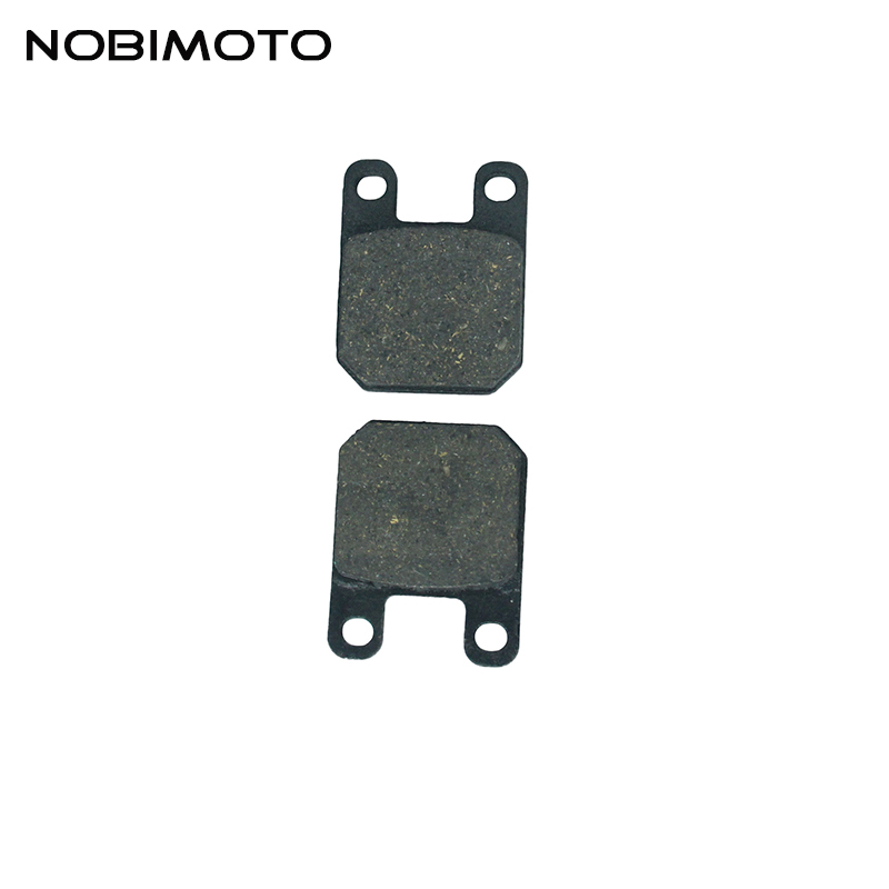 Hot Selling Moto Brake Parts Rear Disc Brake Pads Brake Shoe Sets For ATV Dirt Bike Go Kart 50cc 70cc 90cc 110cc 125cc DS-112
