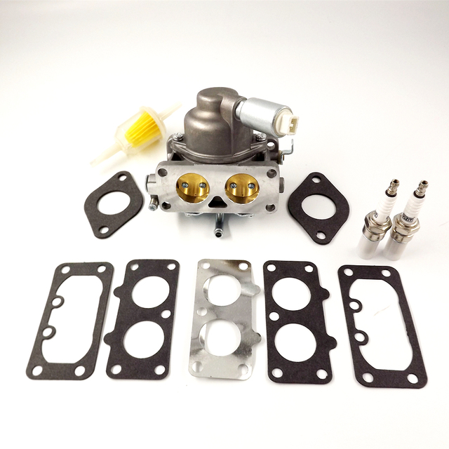 New Carburetor For Briggs Stratton 20hp 21hp 23hp 24hp 25hp Intek V Twin Engine