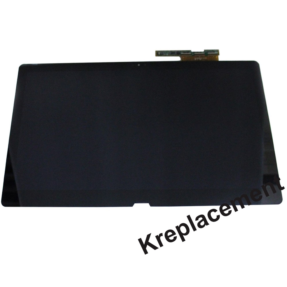 For Sony Vaio Flip Svf15n17sab LCD Display Screen +Touch Digitizer Glass Assembly Replacement 15.5 1920x1080 FHD