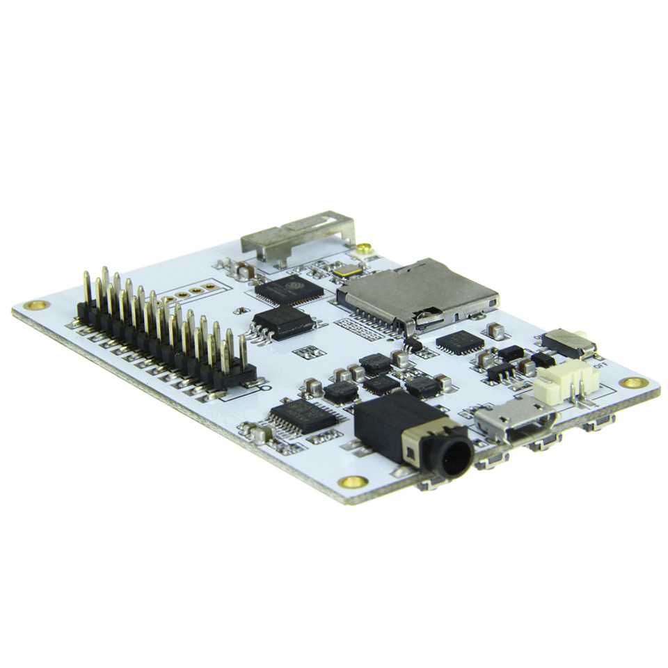 Image 2 - TTGO Tm музыкальный альбом 2,4 дюйма PCM5102A SD карта ESP32 WiFi + Bluetooth модульЖК-модули    АлиЭкспресс