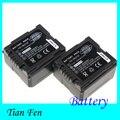 Hot Sale 2PCs VW-VBG130 VWVBG130 VW VBG130 Rechargeable Li ion Battery For Panasonic SDR-H80 HDC-DX5 HDC-TM20 Digital Camera