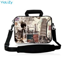 Dragon print 7 9.7 12 13.3 14.1 15.6 17.3 inch Laptop tablet Bag liner sleeve PC Notebook cover For macbook pro 13 case SB-24765