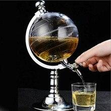 Мини глобус уникальный дизайн Мини глобус форма дома ночной клуб для безалкогольных и алкогольных напитков диспенсер Пиво жидкий питьевой Диспенсер станки