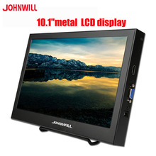 """10.1 """"monitor hdmi vga 1280*800 Portable Display 16:9 for Computer PC Extended Office Gaming Console ps4 Switch NS Xbox"""