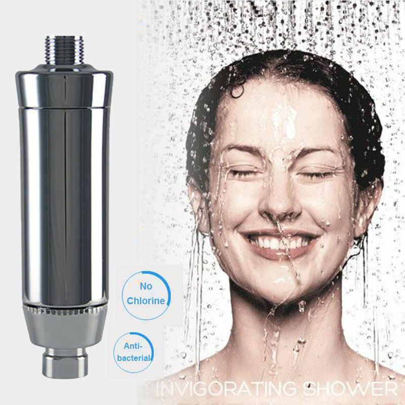 Высококачественные фильтры для спа, для душа, Водоочиститель для купания, 3 этапа, супер фильтрация, 98% хлора, 1 дополнительный фильтр, картриджи