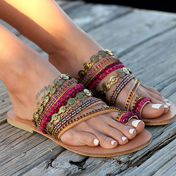 94fa381f1f74 Dropwow sandalias mujer 2018 Summer Women Gladiator Sandals Rome ...