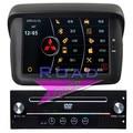 Radio auto del envío libre para mitsubishi pajero sport l200 gps dvd control del volante rds bt ipod amplificador de vídeo